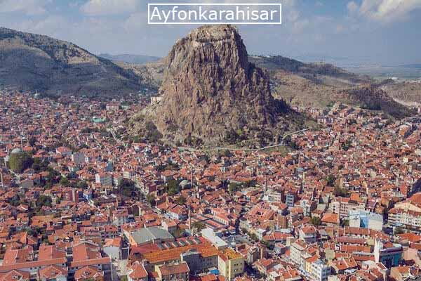 Afyon Yol Tarifi