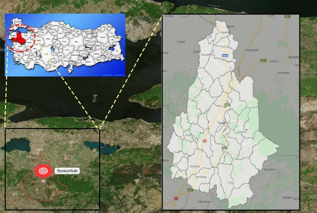 susurluk mahalle haritası