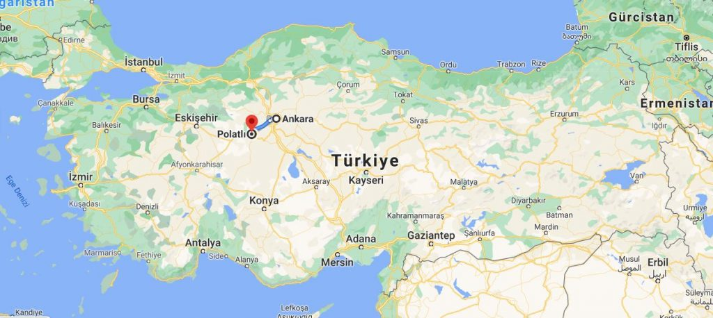 Ankara Polatlı Arası Kaç KM