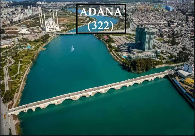 Adana Alan Kodu