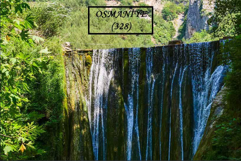 Osmaniye Alan Kodu
